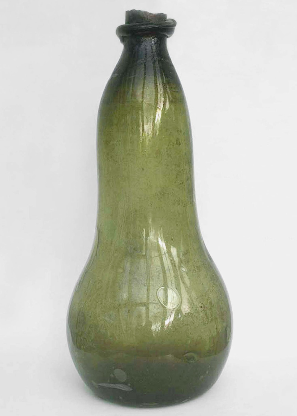 Double-Gourd Transport Bottle